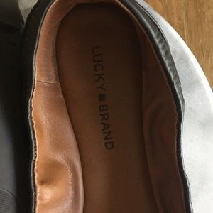Lucky Brand Shoes - Black Lucky Brand Ballet Flats - Size 11